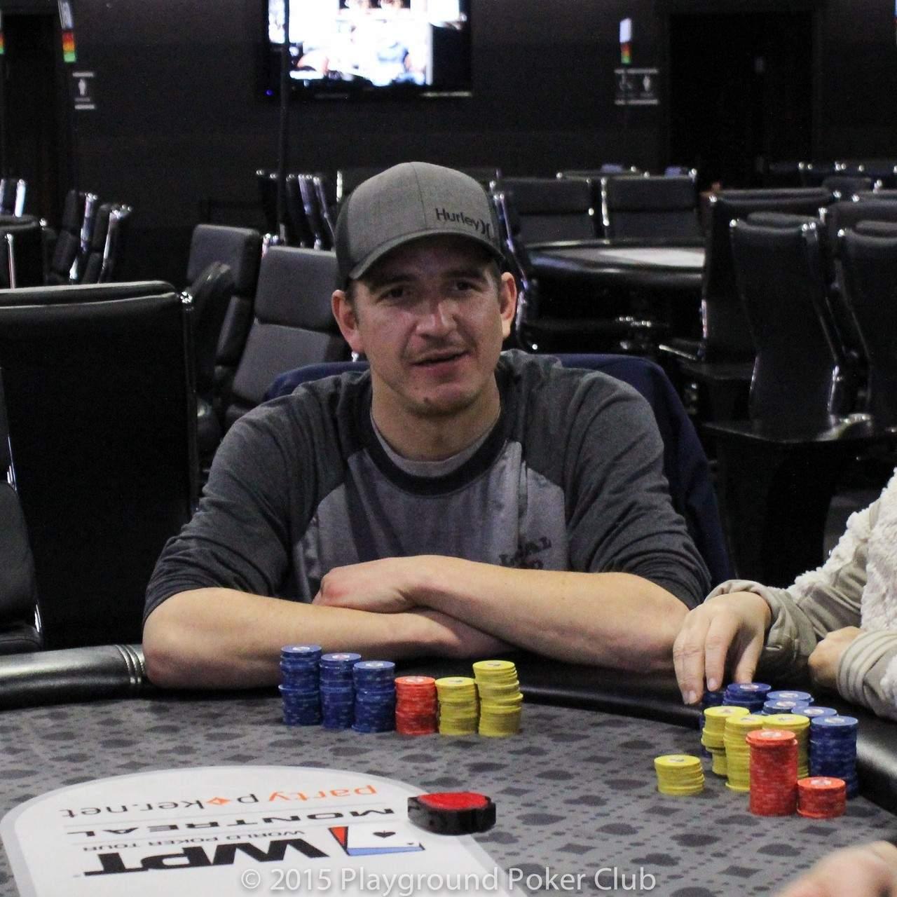 Bianca perron poker