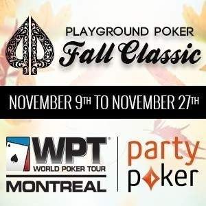 Playground Poker Fall Classic 2014