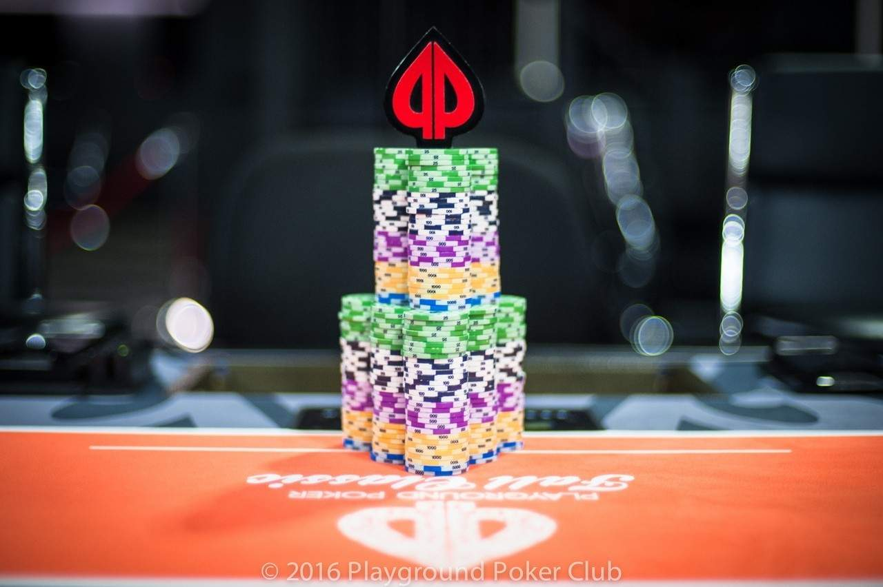 Event 14 - Day 1   Playground Poker Fall Classic 2016