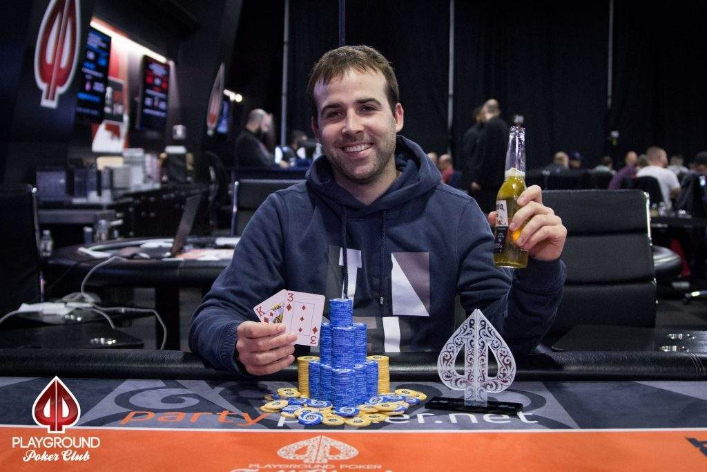 Lefrançois crowned Champion of the High Roller