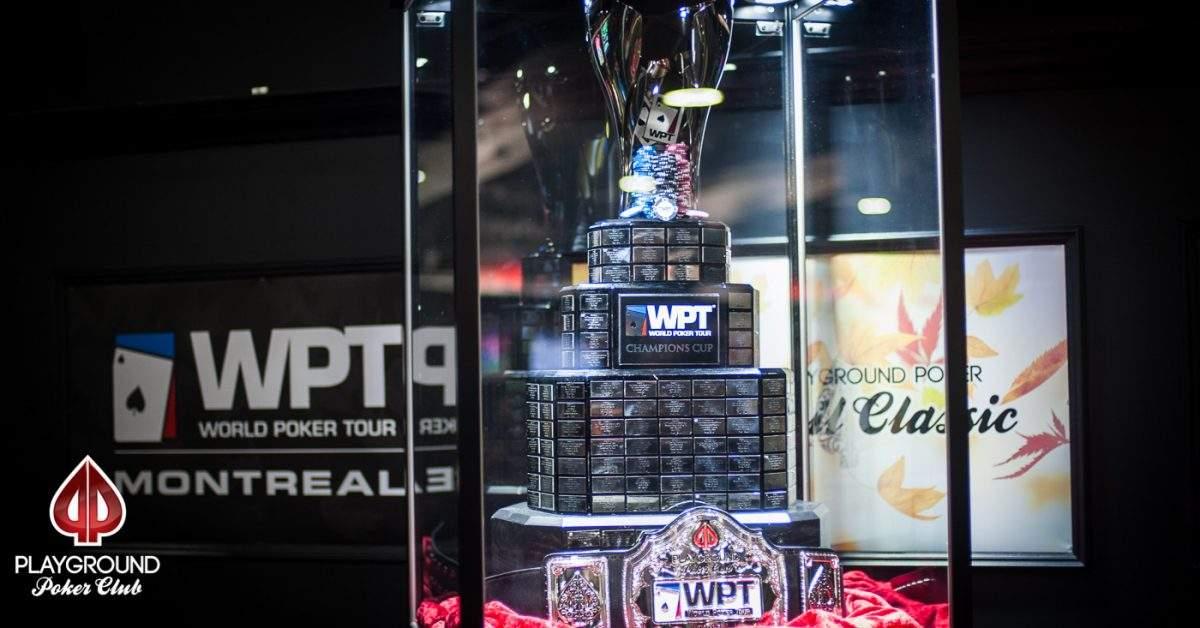 WPT Montréal – Prix