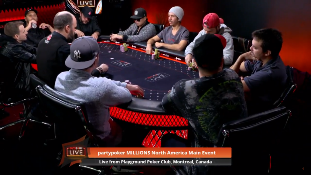 Party poker montreal 2018 live stream image of slotted screwdriver