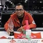 Event 14 Champion: Charan Malhotra