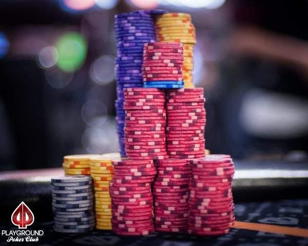 Big stacks through 8 levels