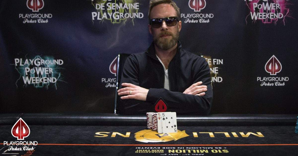 March Power Weekend Event #3 champion: Alexandre Renaud