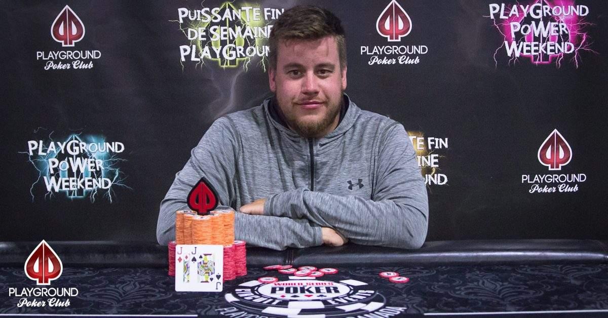 The 6-Max Bounty Champion: Sébastien Proulx
