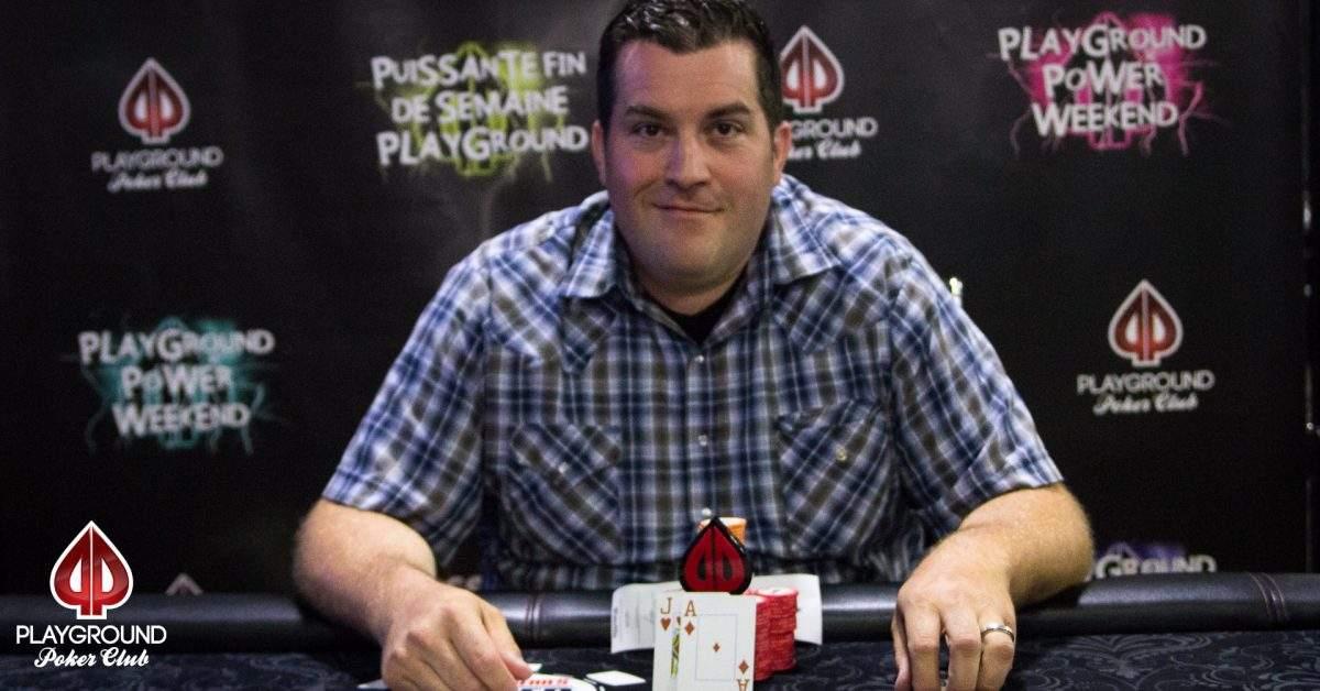Event #4 Champion: Frédéric Blais