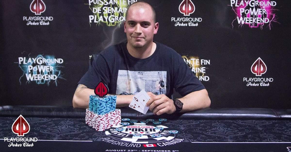William Pauzé takes the $80 Freeze