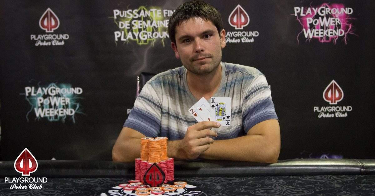 Event #8 Champion: Francis Rivest-Beaudoin