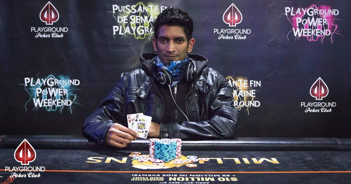 Our Rebuy Champion: Ranjeev!