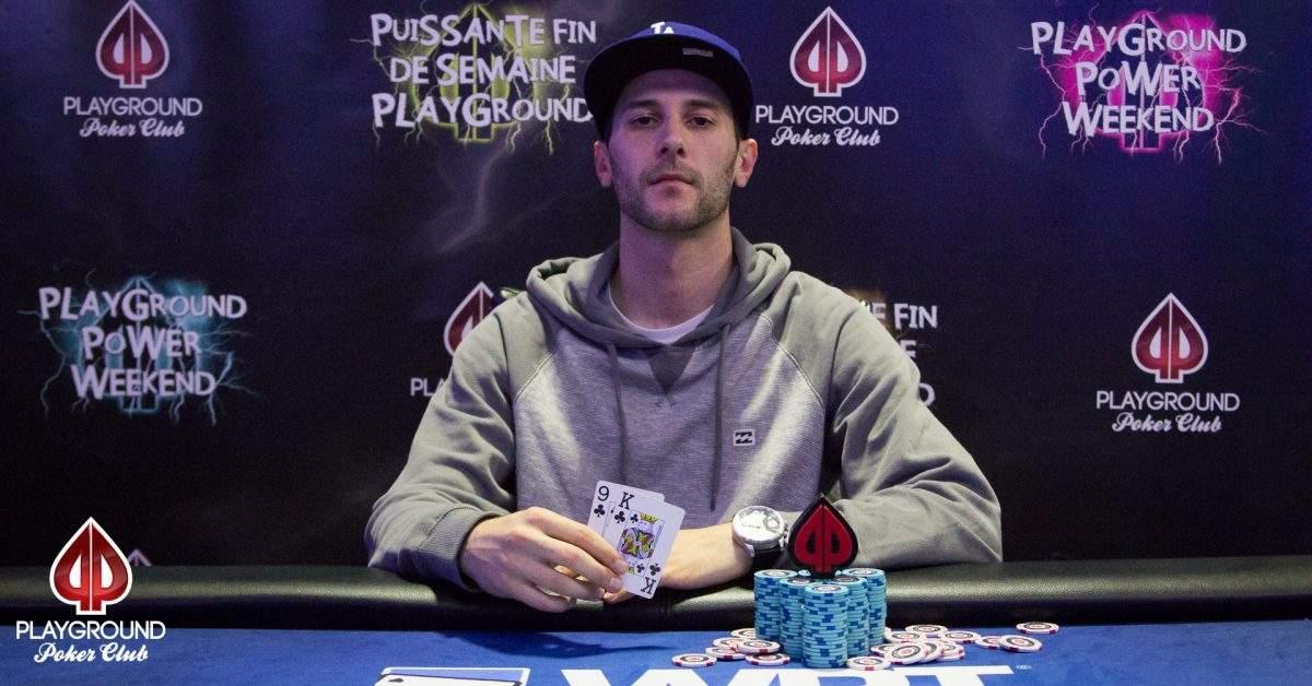 Event #6 Champion: Stefano Parisé