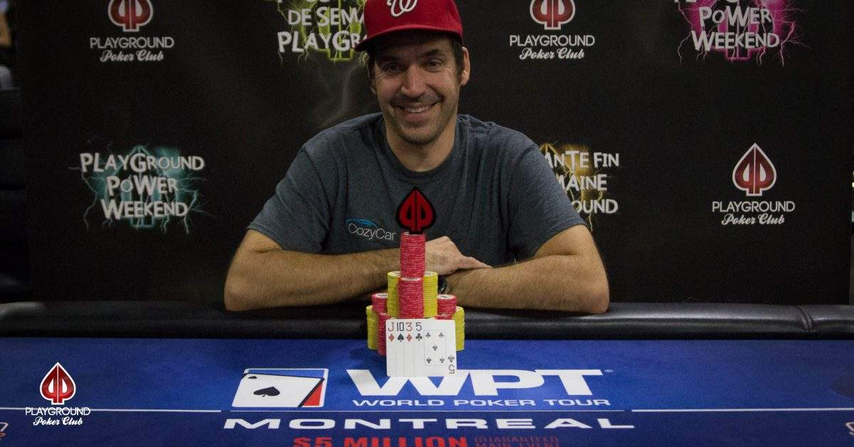 Manfred Gunther is the PLO Champion!