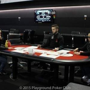 Heads up in Event 5