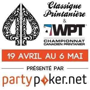 Classique Printanière Playground Poker