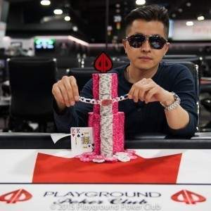 Event 11 Champion: Johnson Bui!