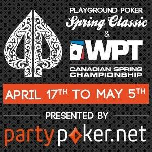 Playground Poker Spring Classic presented by Partypoker.net
