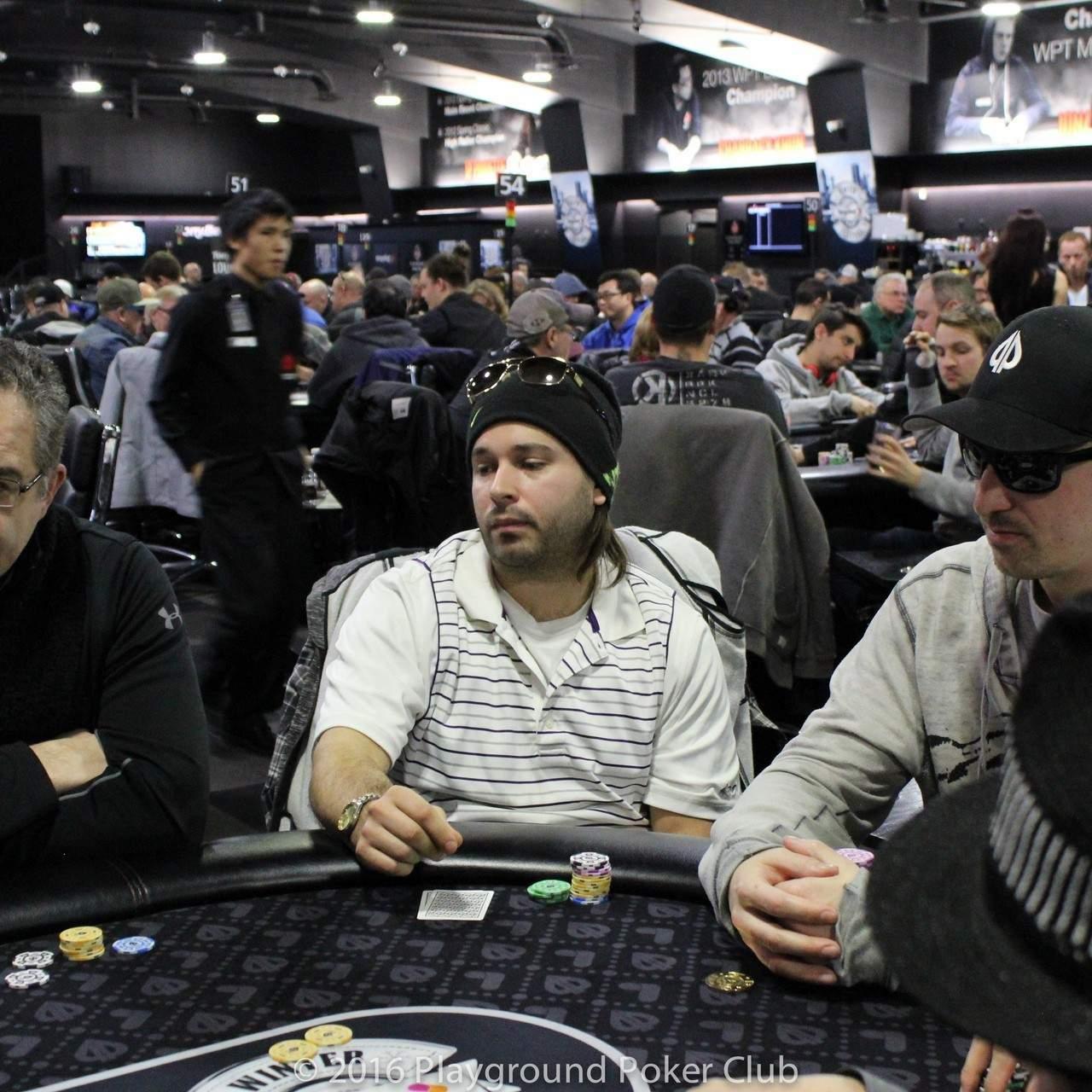 Poker ev