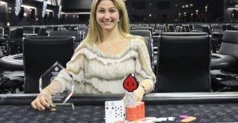 Event 9 Champion: Tania Marie Stephan