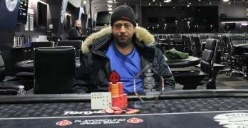 Event 12 Champion: Chris Arvanitis