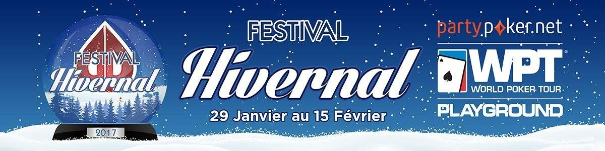 Festival Hivernal Playground 2017