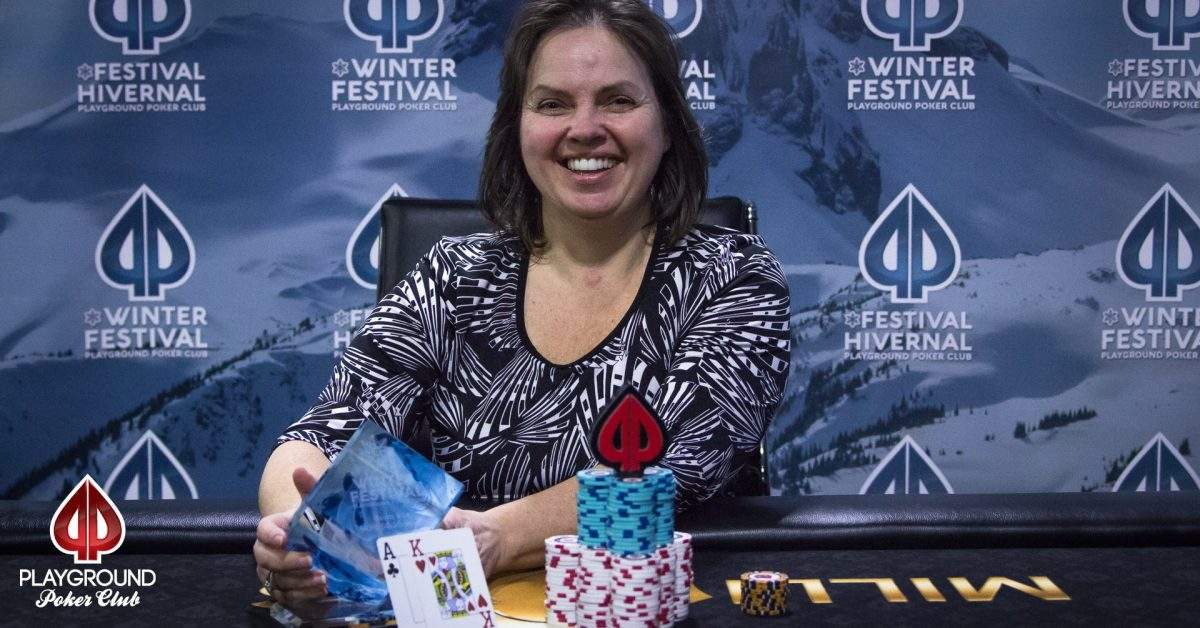 Event #14 Champion: Kathy Sawers