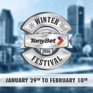 TonyBet Winter Festival 2016