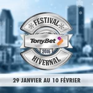 Festival Hivernal TonyBet