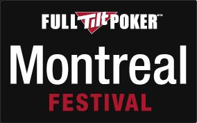 Full Tilt Poker Montreal Festival