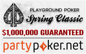Playground Poker Spring Classic 2014 including the WPT Canadian Spring Championship