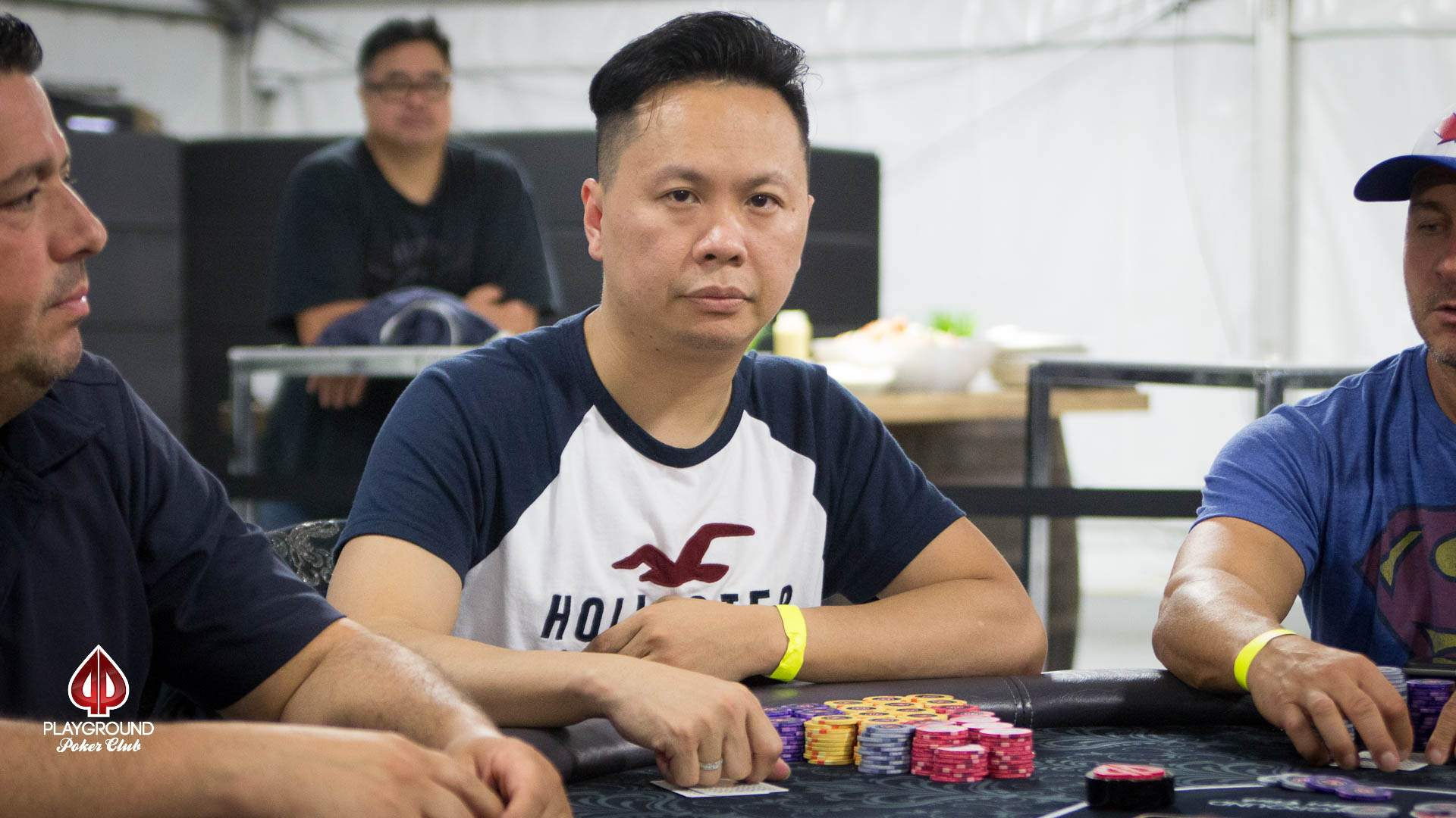 Hai Ut Phuong Le Takes The Lead In Day 1c Wsop C Playground 2018