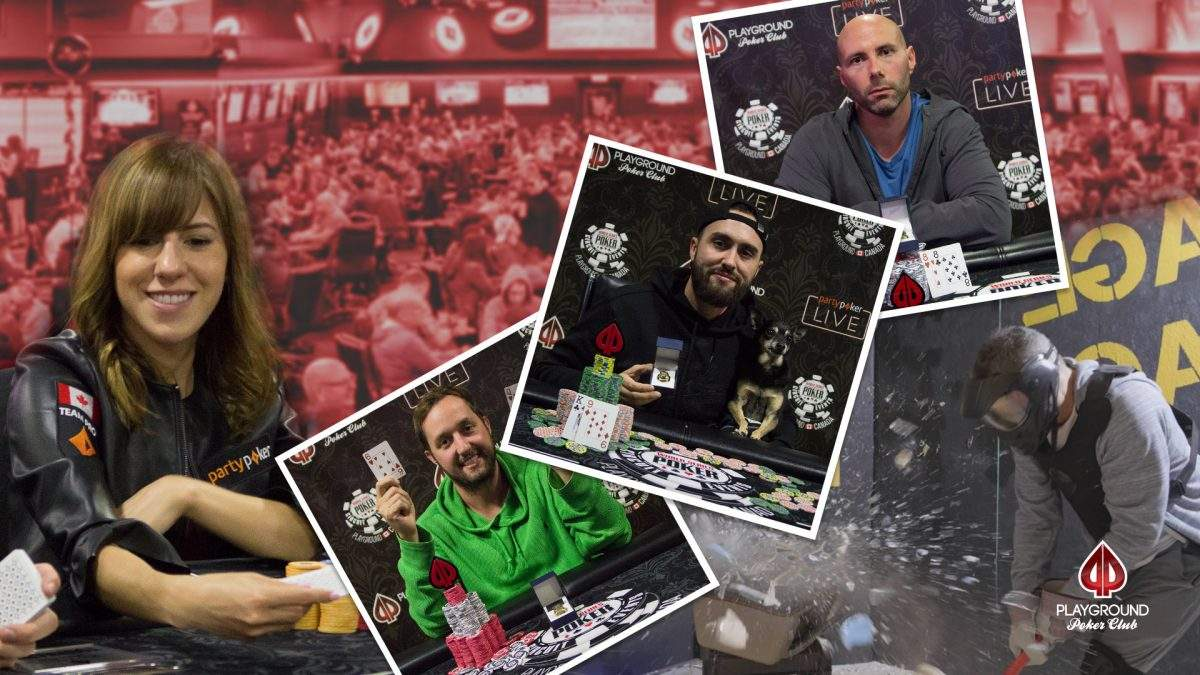 The WSOP-C Playground: A Success Story